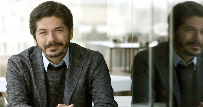 El escritor mexicano Juan Pablo Villalobos. Foto: EFE