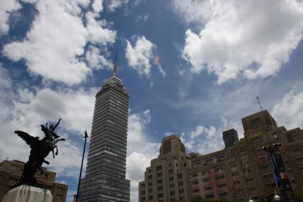 El hombre más rico de México, Carlos Slim, hizo suyo el corazón de la capital del país. Foto: Cuartoscuro