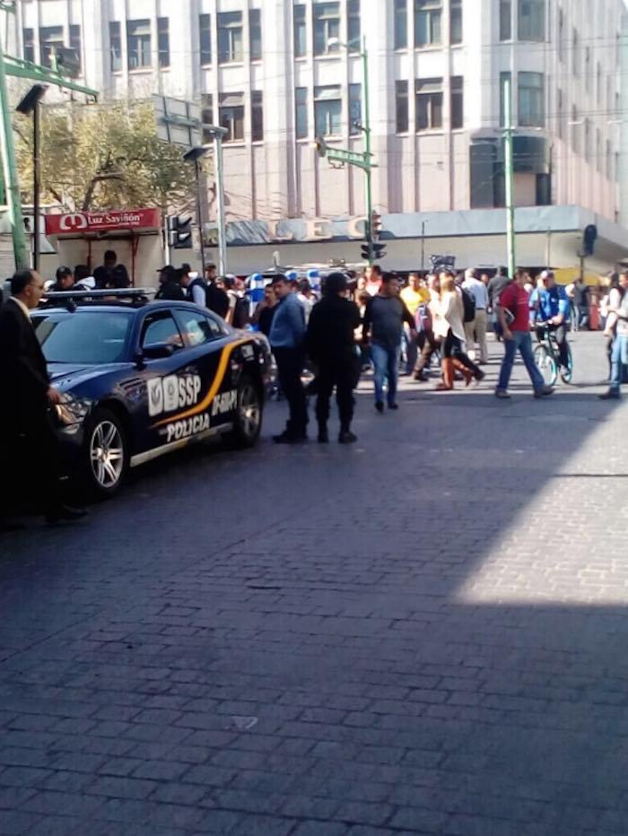El periodista detenido. Foto: Vía Twitter @HumbertoPadgett