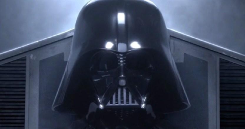 darth veder 0 - Un VIDEO resume las diez películas de la saga de Star Wars en tan sólo cinco minutos