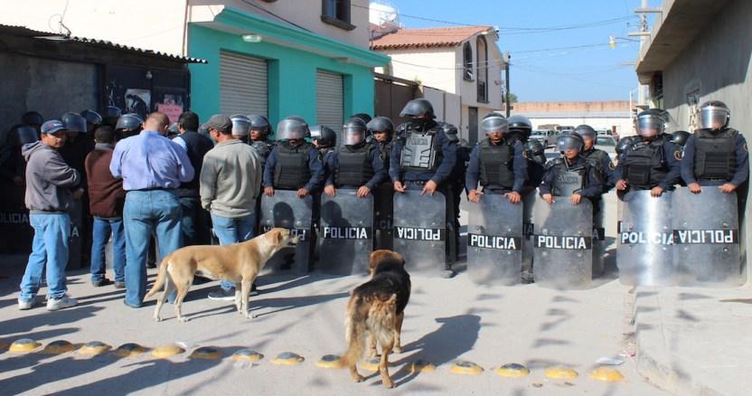 """cateo gto - La SSPC destituye a un policía federal ligado a """"El Marro"""" y el Cártel de Santa Rosa de Lima"""