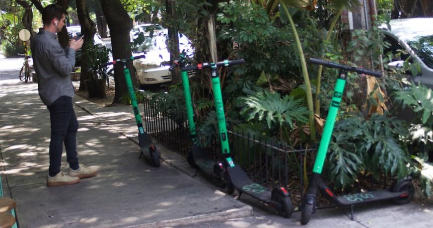 sistemas de micromovilidad 2 - Los patines robados a Grin en la CdMx, que obligó a cerrar la empresa, se venden en Facebook