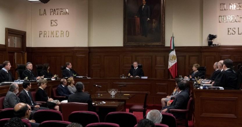 suprema corte 1 - AMLO; se hablará con SCJN, dice