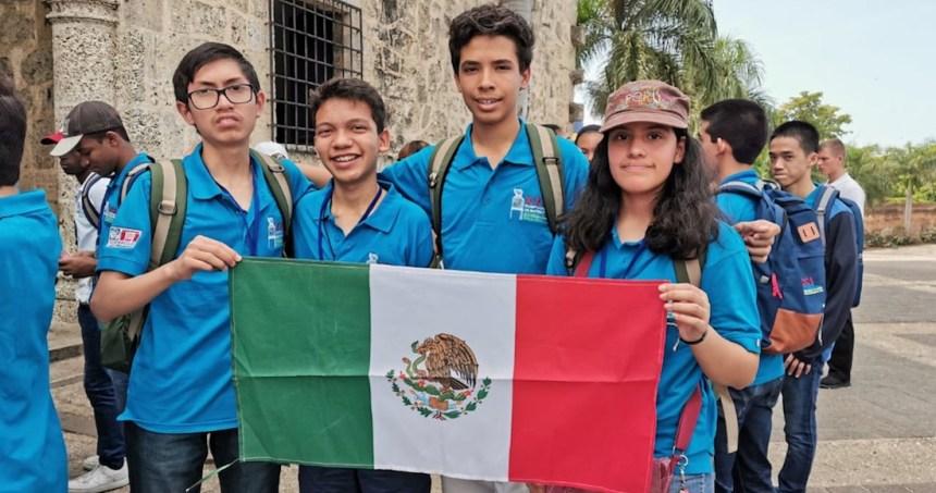 mexico gana olimpiada - Trece niños mexicanos se coronan en el Campeonato Mundial de Cálculo Mental, en China