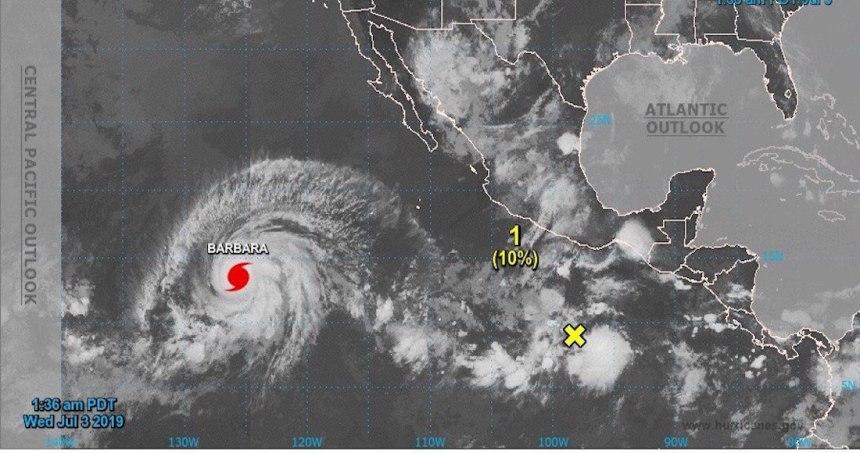 barbara 2 - Población de Luisiana se prepara para la tormenta Barry; cancelan concierto de The Rolling Stones
