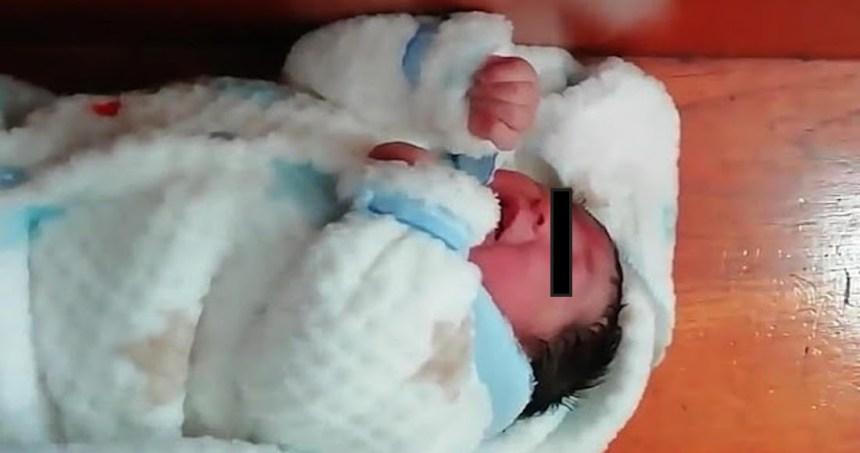 bebe 2 - El cuerpo de un recién nacido es hallado en el bote de basura de un hospital en Iztapalapa, CdMx