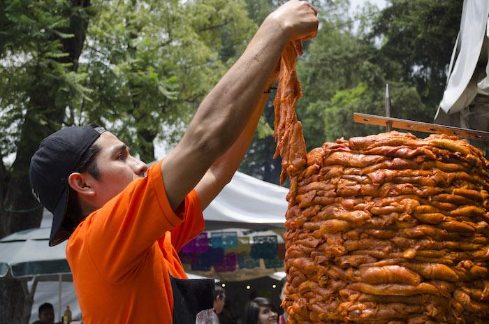 feria del taco tlalpan 5 - Los tacos al pastor son elegidos como el mejor platillo del mundo por encima de la comida italiana