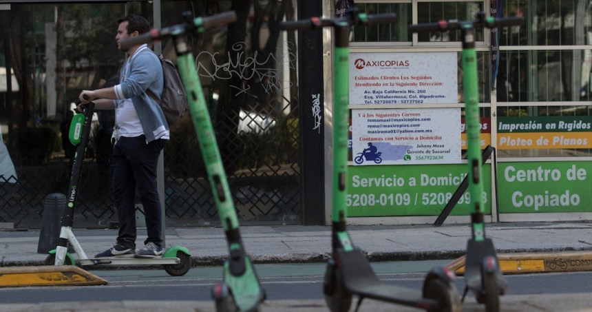 monopatines - Los patines robados a Grin en la CdMx, que obligó a cerrar la empresa, se venden en Facebook