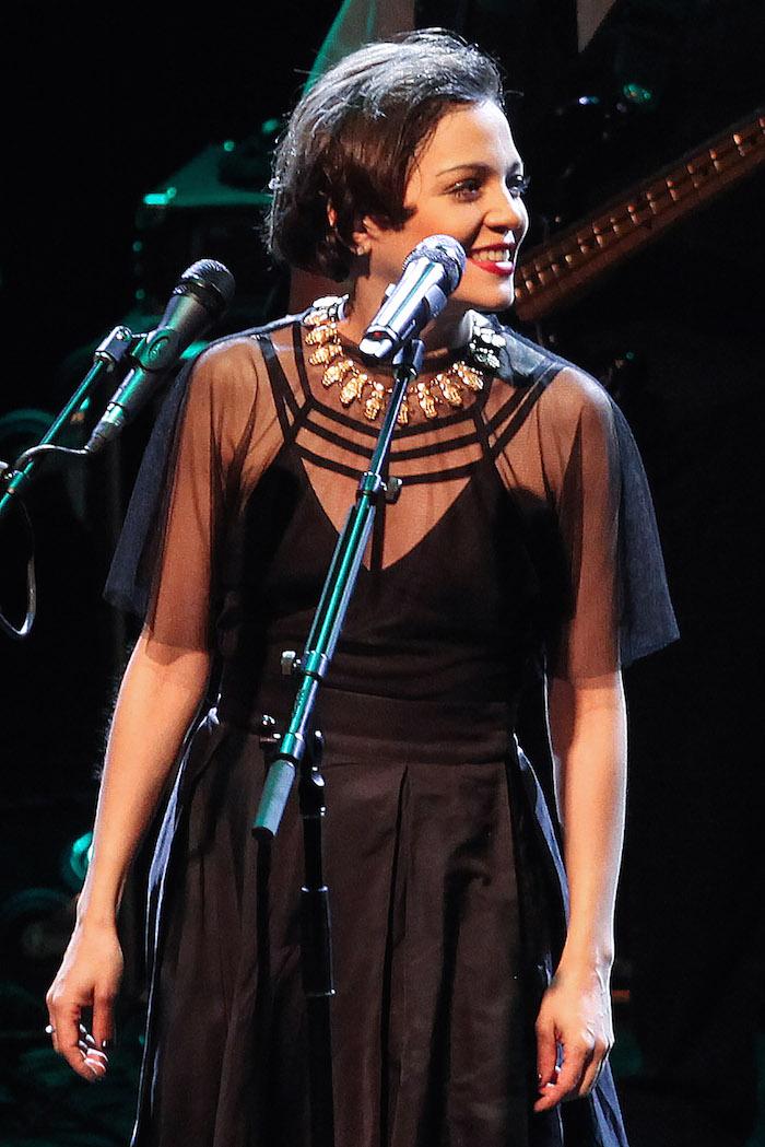 natalia lafourcade chile 2 - Natalia Lafourcade hace un alto en sabático y cantará con la Filarmónica de Los Ángeles, de Dudamel