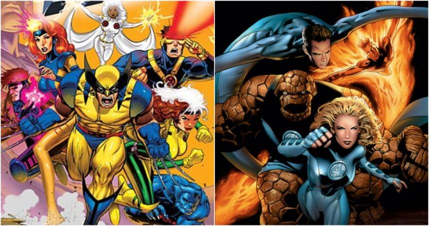 xmen fantastic4 - ¿Cuál es el calendario de estrenos que Marvel tiene preparado para su Fase 4? Aquí las fechas