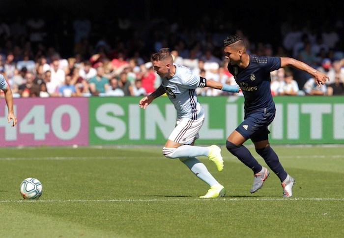 juga3 - El Real Madrid derrota 3-1 al Celta de Vigo pese a jugar media hora con inferioridad numérica