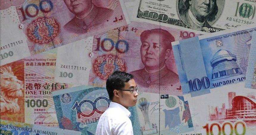 yuan dolar - Mercados especulan una guerra de divisas y el peso se deprecia 0.43%; BMV vuelve a perder 0.54%