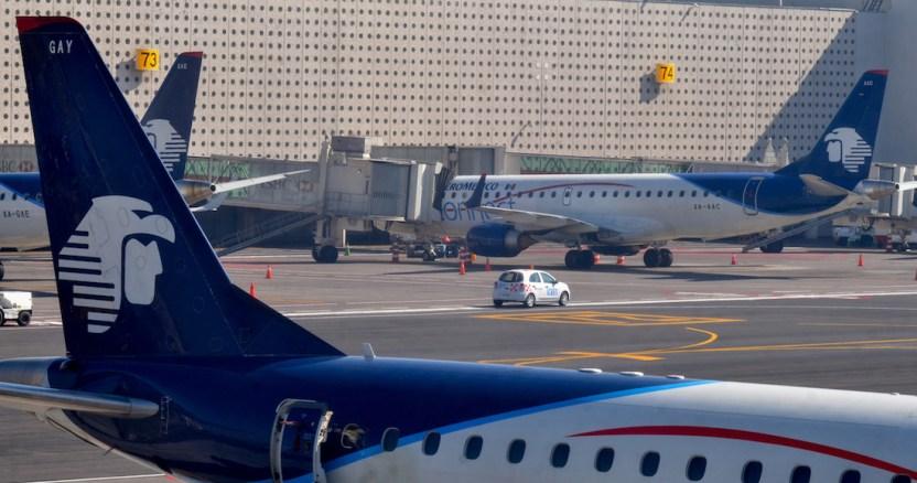 aeromexico - Aeroméxico transporta en junio 80.7% más pasajeros que en mayo, pero 86.1% menos que hace un año