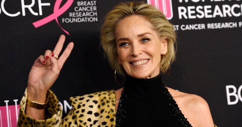 ap19365063919257 - Sharon Stone recuerda que sufrió un curioso accidente con un rayo dentro de su casa