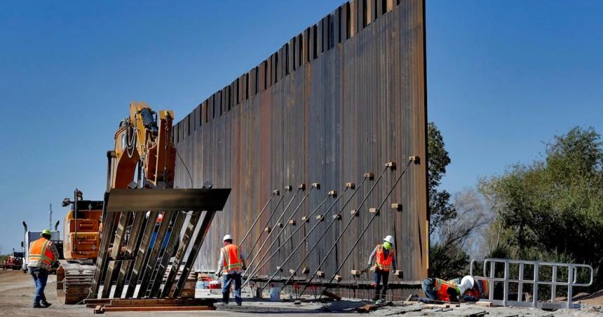 muro fondos orivados - Pentágono recibe nueva petición de fondos para muro fronterizo; será parte de proyecto contra narcotráfico - #Noticias