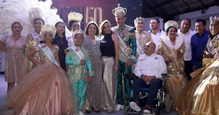carnaval cancun - Por segundo año, un grupo de ángeles se pasea por el carnaval de Brasil para evitar abuso sexual - #Noticias