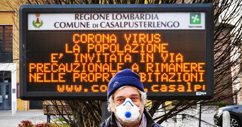 italia coronaviru - Economía italiana podría entrar en recesión el primer trimestre del año por coronavirus: analistas - #Noticias