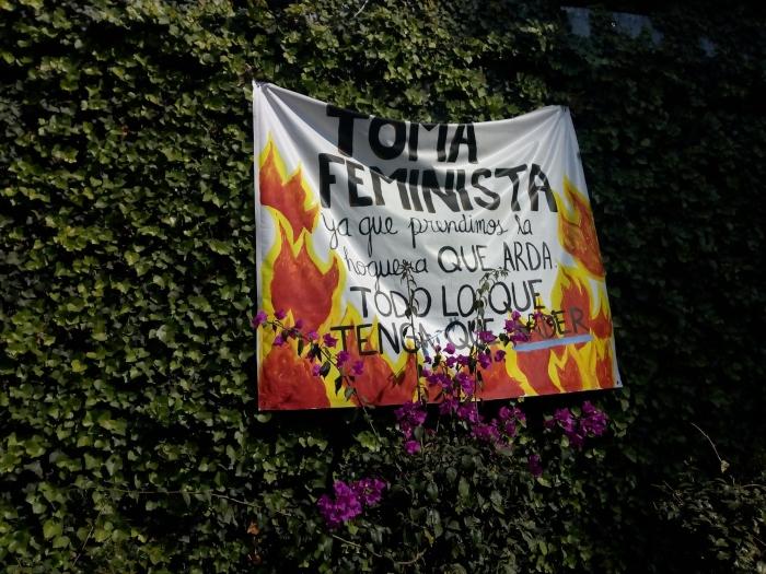 Protestas-en-planteles-de-la-UNAM