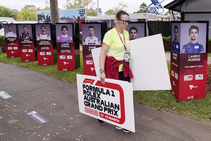 2 19 - El GP de Australia es cancelado y el calendario de la Fórmula 1 queda en duda por coronavirus - #Noticias