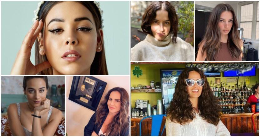 8m famosos redes - FOTOS: Adela Micha, Camila Sodi y otras famosas que estuvieron presentes en la marcha del 8M - #Noticias