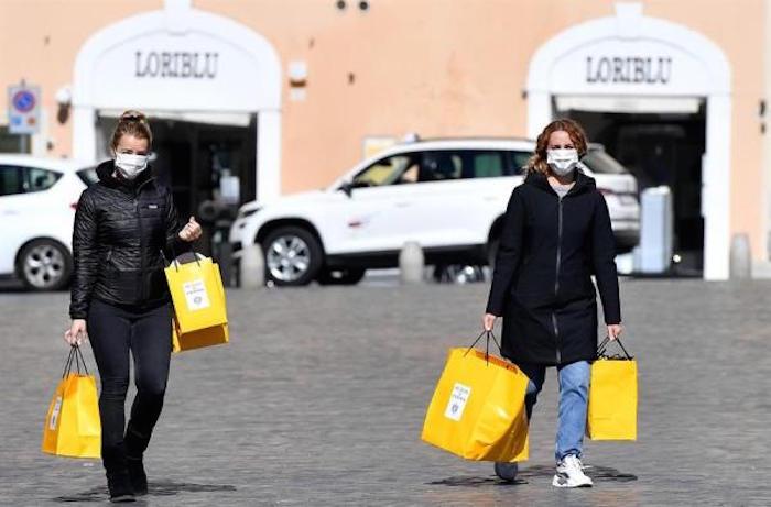 af1afaf58d50f7097e640d37c3012f13fae3f89fm - El coronavirus no cede en Italia: 349 personas mueren en las últimas 24 horas; van 2 mil 158 víctimas