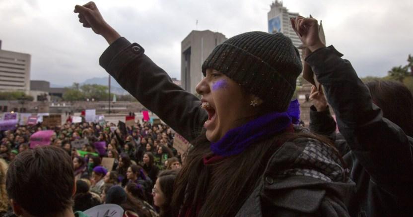 cuartoscuro 744986 digital - Mujeres en el mundo marchan en el 8M con mensajes a favor de la igualdad y contra la violencia - #Noticias