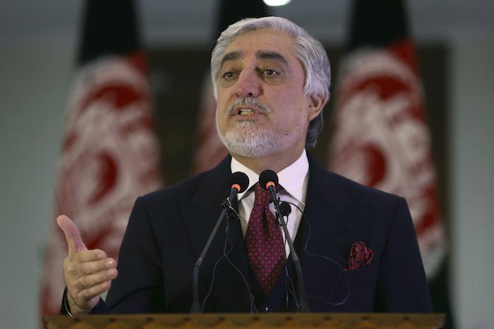 presidencia afganistan - Líderes rivales juran cargo de Presidente el mismo día en Afganistan; peligra acuerdo de paz entre EU y Talibán - #Noticias