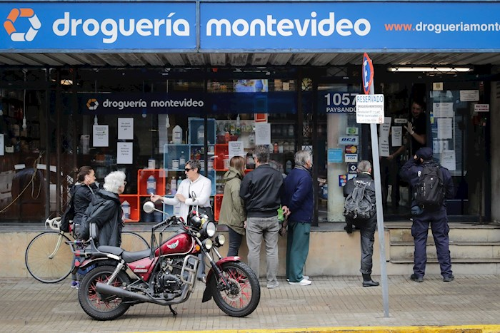 uruguay covid 19 - Conforme aumentan los casos de coronavirus, también lo hacen los delitos relacionados con la enfermedad