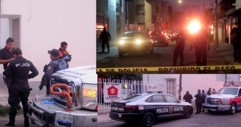 puebla 1 - Autoridades de Michoacán encuentran en carretera cinco cuerpos con heridas de bala