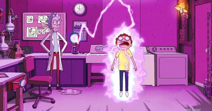 rick - El final de temporada de Rick y Morty abordará necesidad de tomar terapia familiar durante la pandemia