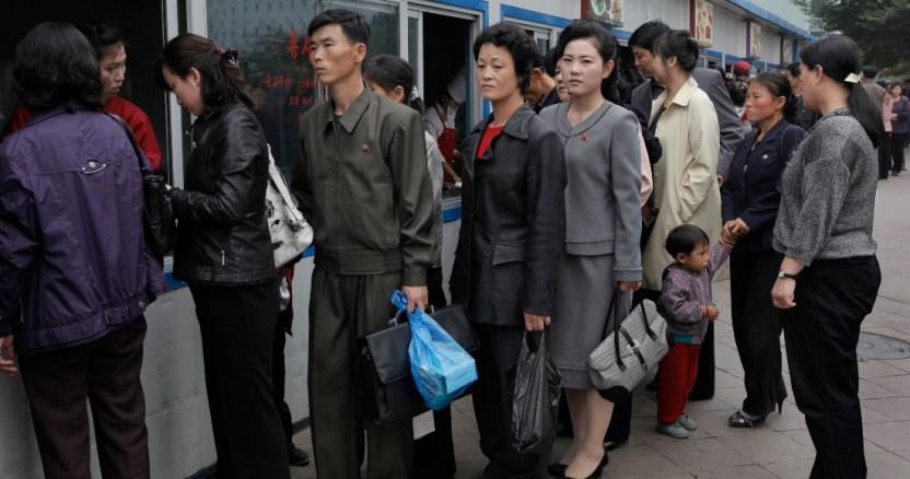 """compras panico - Norcorea pide a Corea del Sur que deje de hablar """"sin sentido"""" sobre su desnuclearización"""
