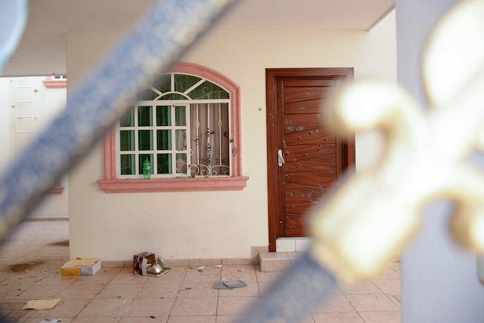 Desde su llegada a Culiacán luego de fugarse de la justicia norteamericana, José Rodrigo Aréchiga Gamboa se ocultó en esa residencia, propiedad de su hermana.