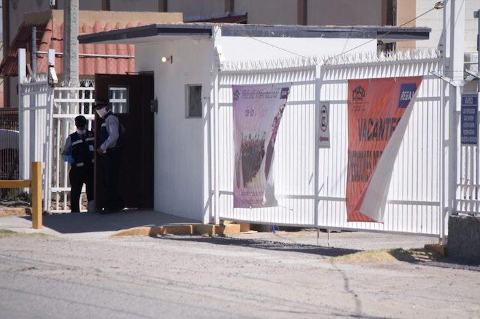 Instalaciones de la maquiladora Regal en Ciudad Juárez.
