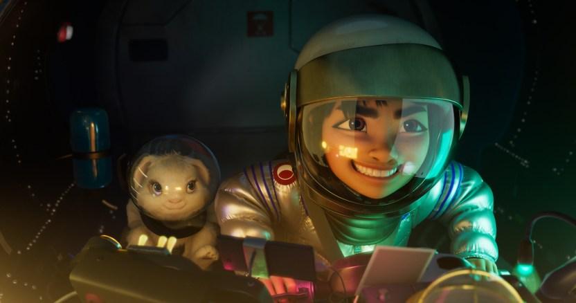 luna 1 - Netflix avanza en su apuesta por la animación con el musical Más allá de la Luna, dirigido por Glen Keane