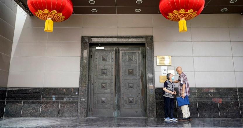 china eu 1 - China ordena a EU cierre de su Consulado en Chengdu como respuesta a clausura de oficinas en Houston