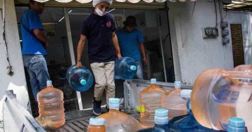 cuartoscuro676187digital - El agua entubada en escuelas de 28 estados llega con bacterias fecales, exhiben miles de análisis