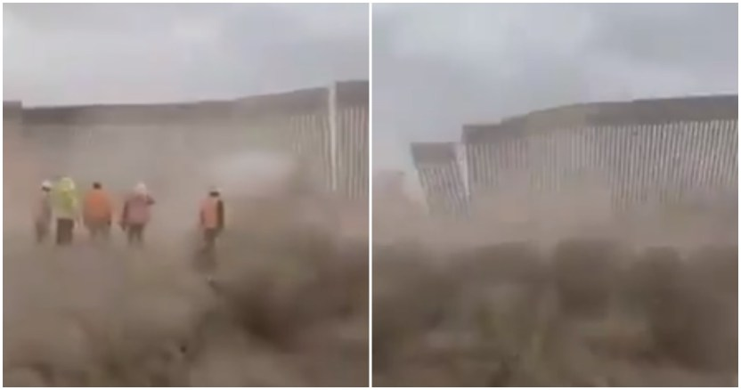 """hanna derriba muro - La tormenta """"Elida"""" se fortalece y podría convertirse en huracán categoría 1 el lunes, dice el SMN"""
