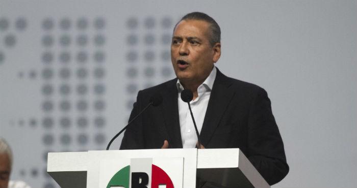 El priista Manlio Fabio Beltrones.