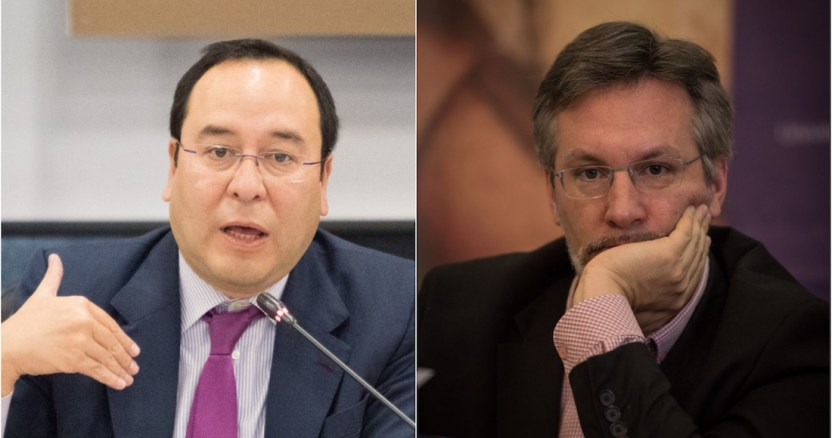 """murayama ackerman - """"Defender la legalidad y dignidad no es golpismo, sino transformación"""", dice Ackerman a Muñoz Ledo"""