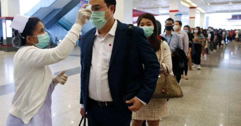 tailandia 1 - ONGs de DDHH piden que se retiren los cargos contra líder del movimiento estudiantil en Tailandia