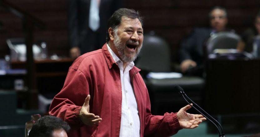 """amlo decidio que el pri encabece la camara de diputados fernandez norona - Noroña acusa a Sánchez Cordero de operar contra él. AMLO: """"No es cómo avanzamos, sin escrúpulos"""""""