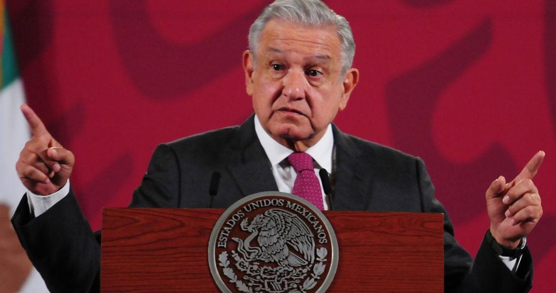 El Presidente Andrés Manuel López Obrador dijo que durante su gestión como Jefe de Gobierno en la Ciudad de México, no había crimen organizado, y que esto surgió hasta el periodo de Miguel Ángel Mancera. Foto: Daniel Augusto, Cuartoscuro
