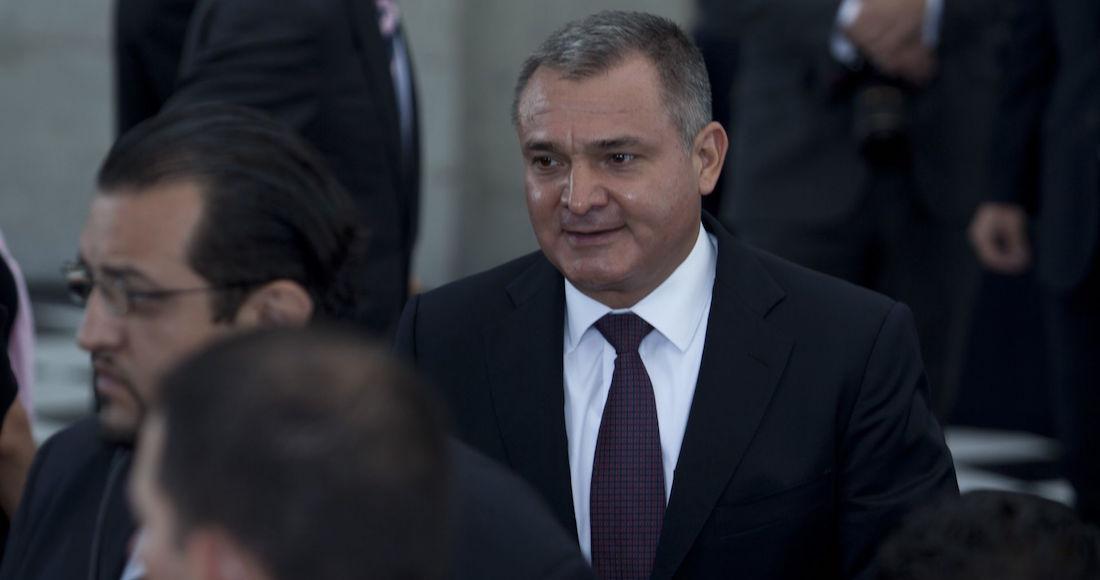 Genaro García Luna fue uno de los hombres más poderosos en el sexenio de Felipe Calderón.