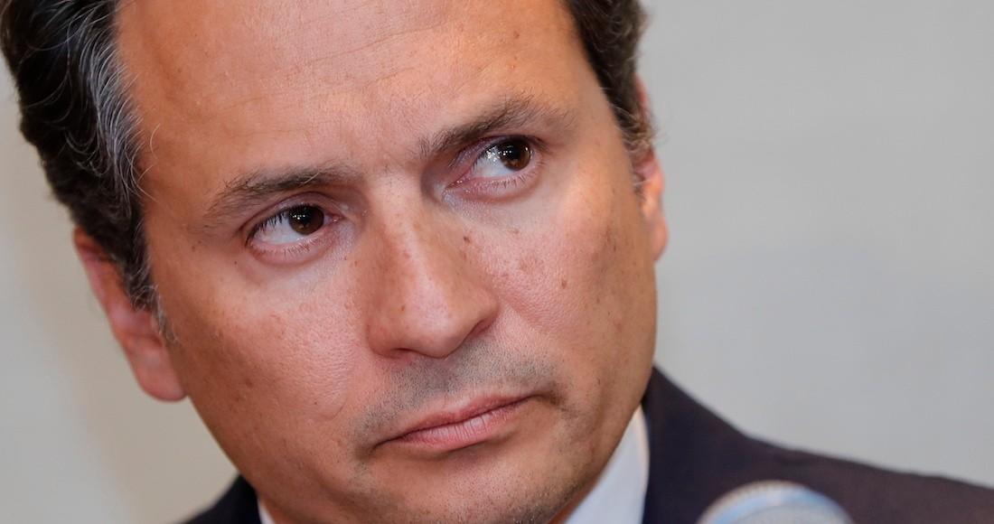Fotografía de archivo del exdirector de Petróleos Mexicanos (Pemex), Emilio Lozoya.