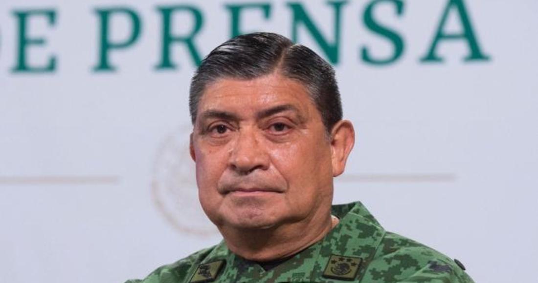 El titular de la Secretaría de la Defensa Nacional (Sedena), Luis Cresencio Sandoval.