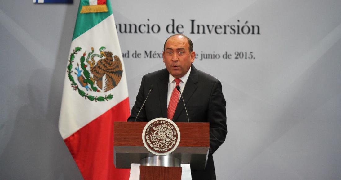 Rubén Moreira, exgobernador del estado de Coahuila.