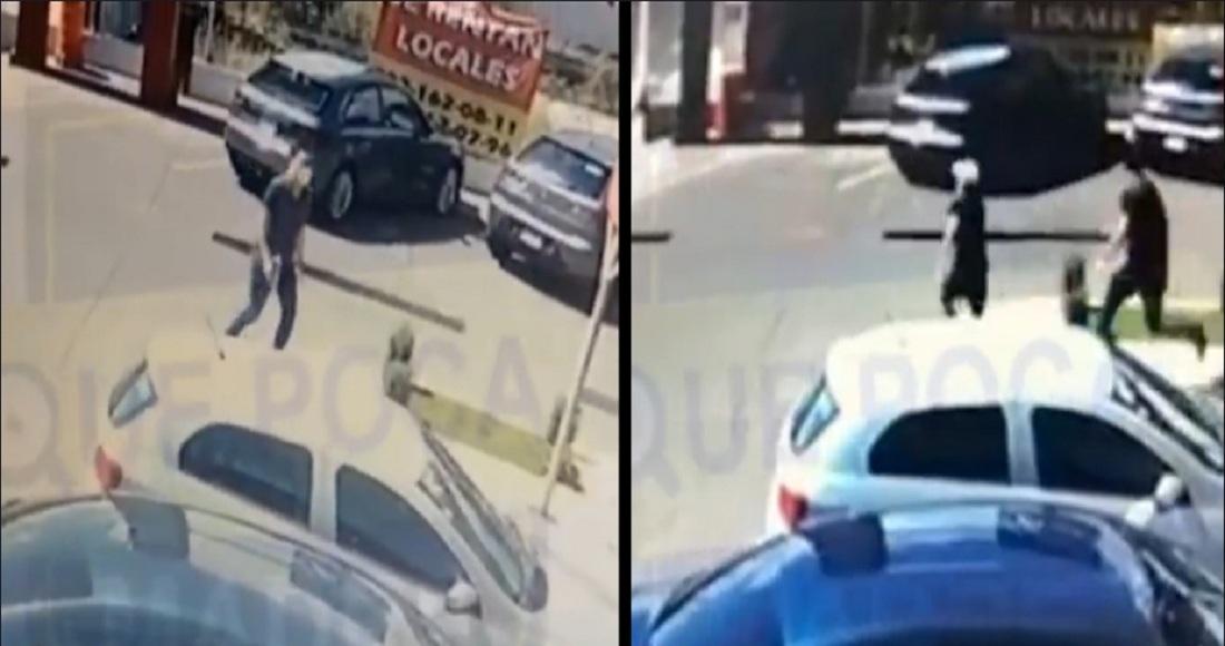 Asesinan a asaltante en Metepec