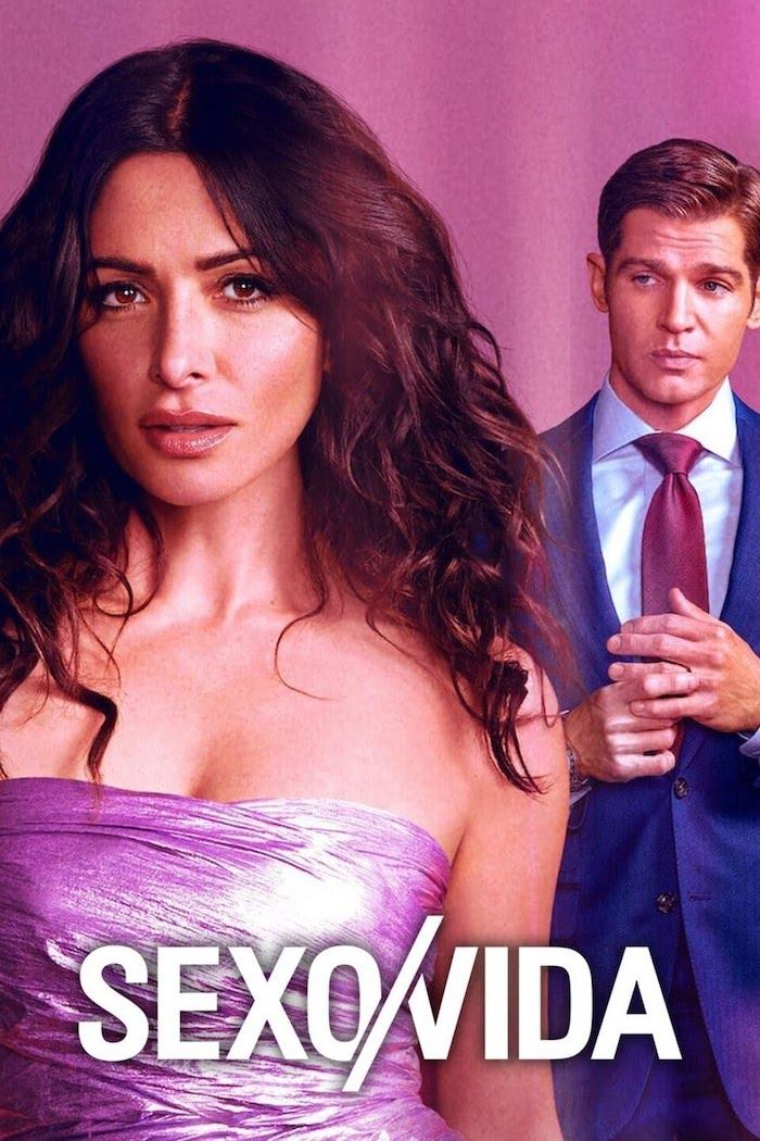 """Cartel de la serie """"Sexo y Vida"""" de Netflix."""