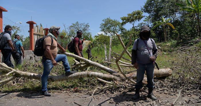 9 familias y 53 personas desplazadas retornan a Pantelhó, donde surgió autodefensa