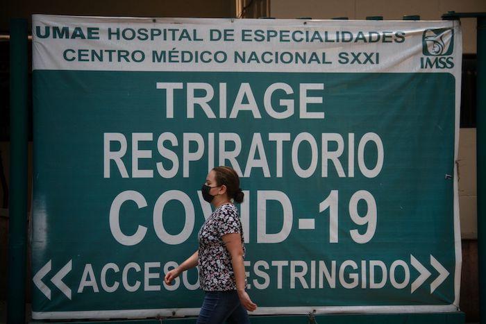 El aumento de casos de COVID ha coincidido con la apertura de actividades que ha prevalecido a lo largo del territorio nacional. Foto: Andrea Murcia, Cuartoscuro.
